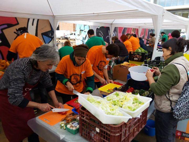 La Fiesta de los Alimentos en el Mercat de la Terra Slow Food