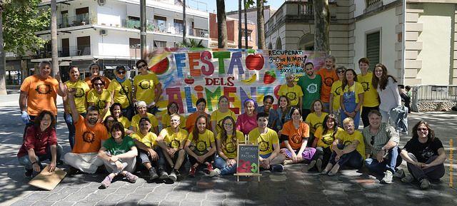 Festa dels Aliments Aprofitats a Castelldefels