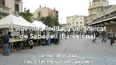 Vídeo de la Fiesta de los Alimentos de Sabadell