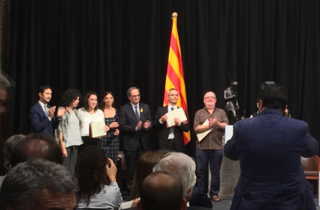 Premio Medio Ambiente 2018