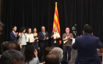 Premi Medi Ambient 2018