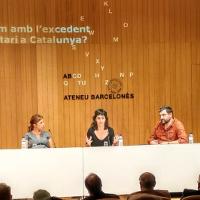 ¿Qué hacemos con el excedente alimentario en Catalunya?