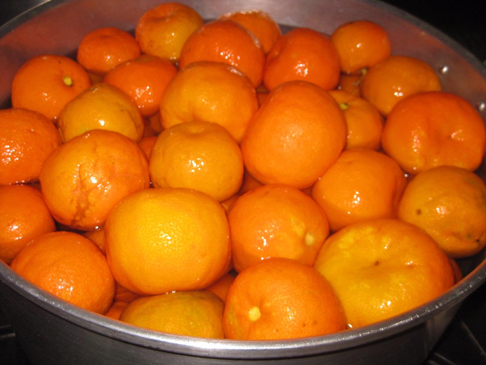 Naranjada de aprovechamiento en Terrassa