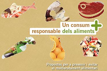 Un consumo más responsable de los alimentos: Propuestas para prevenir y evitar el desperdicio alimentario
