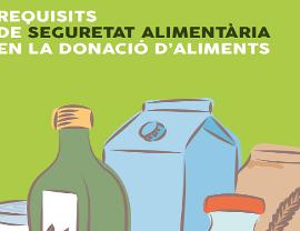Requisits de seguretat alimentària en la donació d'aliments