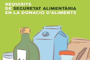 Requisitos de seguridad alimentaria en la donación de alimentos
