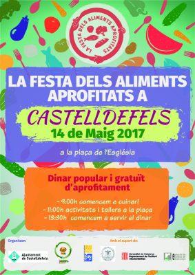La Fiesta de los Alimentos en Castelldefels