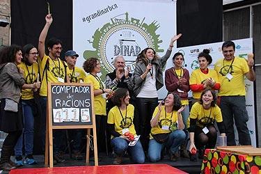 El Gran Dinar Barcelona 2014: un gran acto contra el despilfarro de alimentos